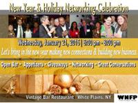 Lets begin the New Year at Westchester Networking for