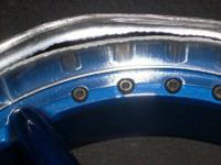 New Year Wheel Repair can  repair curb damage, cracks,