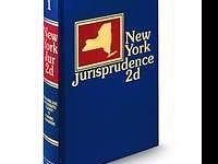 New York Jurisprudence 2nd Edition - Used full set! See