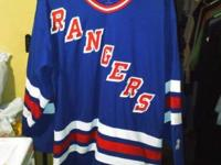 I am currently selling a vintage New York Rangers
