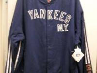 brand new new york yankees carl banks cooperstown