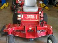 JAZEE PRO COUNTRY CLPPER MOWER ZERO TURN IS NEW RETAILS