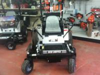 NEW IN STOCK DIXIE CHOPPER ZERO TURN MOWERS STARTING AT