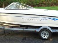 NEW 2007 Bayliner Bowrider 175 in Excellent Condition