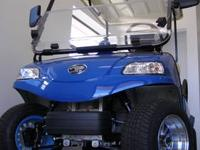 2012 HDK electric vehicle with warranty. STANDARD