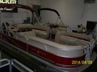 Brand New, Old Stock, 2013 SunTracker 22 DLX Party