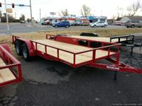 **NEW 2013 UTILITY TRAILERS FOR SALE, HITCH IT