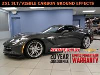 2017 Chevrolet Corvette Z51 3LT Coupe (**ONLY 46 OPTION