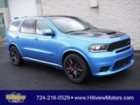 $11,772 off MSRP! AWD. 2018 Dodge Durango SRT SRT AWDAt
