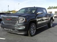 Dark Slate Metallic 2018 GMC $5,970 off MSRP! Sierra