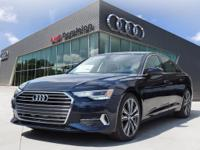 This 2019 Audi A6 4dr Premium 45 TFSI quattro features