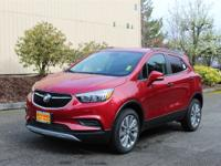 Red Metallic 2019 Buick Encore Preferred AWD 6-Speed