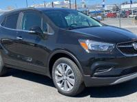 Ebony Twilight Metallic 2019 Buick Encore Preferred AWD