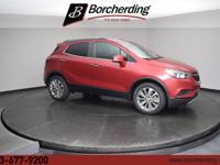 Red Metallic 2019 Buick Encore Preferred FWD 6-Speed