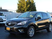 Ebony Twilight Metallic 2019 Buick Envision Essence AWD