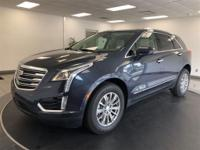 Blue Metallic 2019 Cadillac $6,640 off MSRP! XT5 Luxury