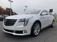 Crystal White 2019 Cadillac $3,000 off MSRP! XTS Luxury