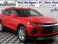 $5,498 off MSRP!2019 Chevrolet Blazer 22/27