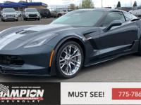 The 2019 Chevrolet Corvette takes the fun way into the