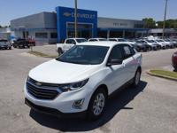 This outstanding example of a 2019 Chevrolet Equinox LS