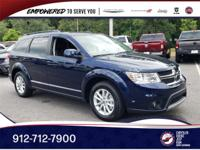 Blue Pearl 2019 Dodge Journey SE FWD 4-Speed Automatic