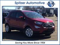 2019 Ford EcoSport SE Text 19HV216 to Brandon Greene at