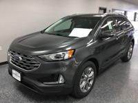 Magnetic 2019 Ford Edge Titanium AWD 8-Speed Automatic