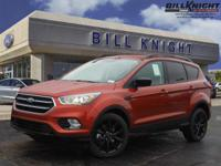 The 2019 Ford Escape is for those who live on the go.
