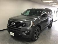 Magnetic 2019 Ford Expedition Limited 4WD 10-Speed