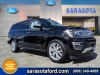 2019 Ford Expedition Max Platinum EcoBoost 3.5L V6 GTDi