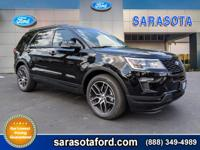"2019 Ford Explorer Sport 3.5L, AWD, 20"" Machined"