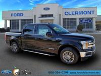 The 2019 Ford F-150 is the meaning of tough redefined.