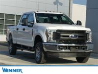 2019 Ford F-250SD XL Oxford White 4WD. 2019 Ford