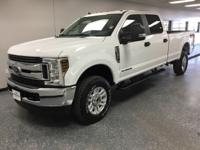 Oxford White 2019 Ford F-350SD XL 4WD 6-Speed Automatic