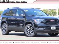 2019 GMC Acadia SLT 1 br br Ebony Twilight Metallic AWD