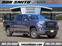 Sky 2019 GMC Sierra 1500 AT4 4WD 10-Speed Automatic