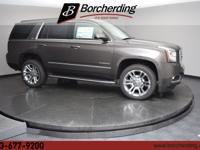 Quartz Metallic 2019 GMC Yukon SLT 4WD 6-Speed