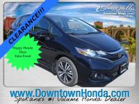 Scores 36 Highway MPG and 31 City MPG! This Honda Fit