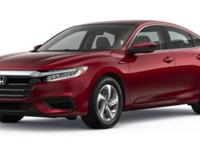 * Check out this 2019 Honda Insight EX * * 2019 **
