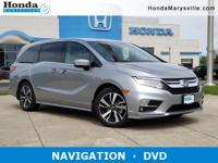 *DESIRABLE FEATURES:* NAVIGATION, BACKUP CAMERA, DVD,