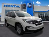 Dealer Discount of $2,855 off MSRP 2019 Honda Pilot LX