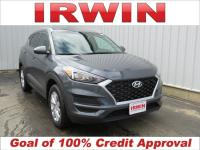 Gray 2019 Hyundai Tucson Value AWD 6-Speed Automatic