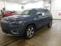 $8,103 off MSRP! 2019 Jeep Cherokee Limited Limited