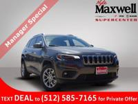$7,810 off MSRP! 2019 Jeep Cherokee Latitude Plus