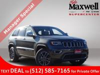 $8,570 off MSRP! 2019 Jeep Grand Cherokee Limited