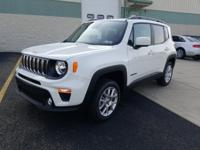 $5,136 off MSRP! 2019 Jeep Renegade Latitude Latitude