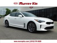 Brand New 2019 Kia Stinger Premiun AWD with a automatic