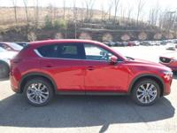 Red Crystal 2019 Mazda CX-5 Grand Touring Reserve AWD