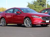 Red Crystal 2019 Mazda Mazda6 Signature FWD Automatic