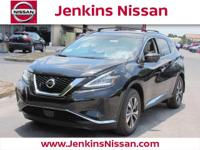 This 2019 Nissan Murano SV will sell fast! This Murano